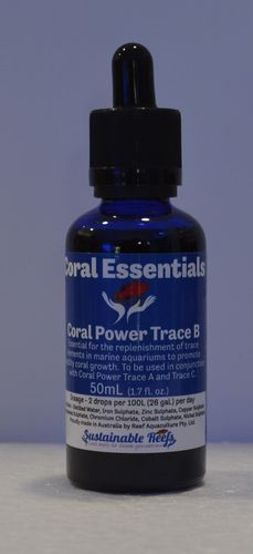Coral essentials power trace B