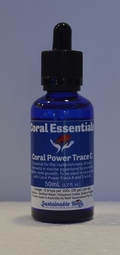 Coral essentials power trace C