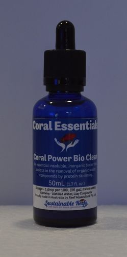coral essentials power bio clean