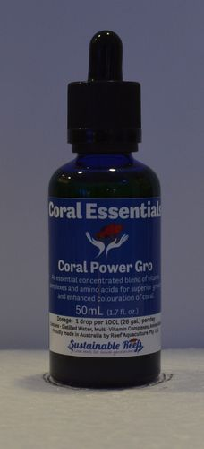 Coral essentials power gro