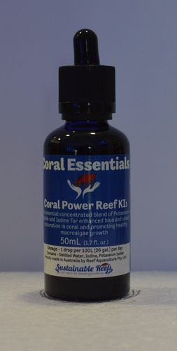 coral essentials power reef KI3