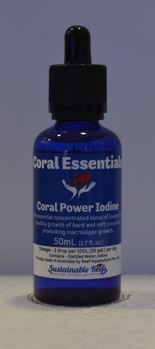 coral essentials power iodine