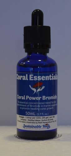 coral essentials power bromide