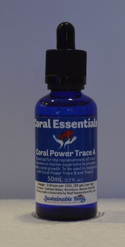 coral essentials power trace A