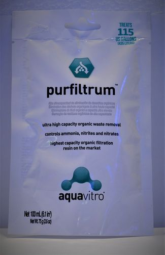 Aquavitro Purfiltrum. INSTORE PURCHASE ONLY